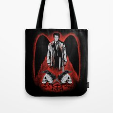 He Who Would Be King Tote Bag