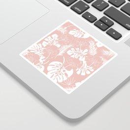 Tropical pattern 020 Sticker