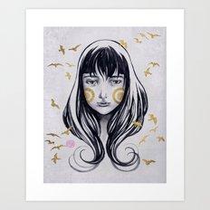 Vale of Tears Art Print