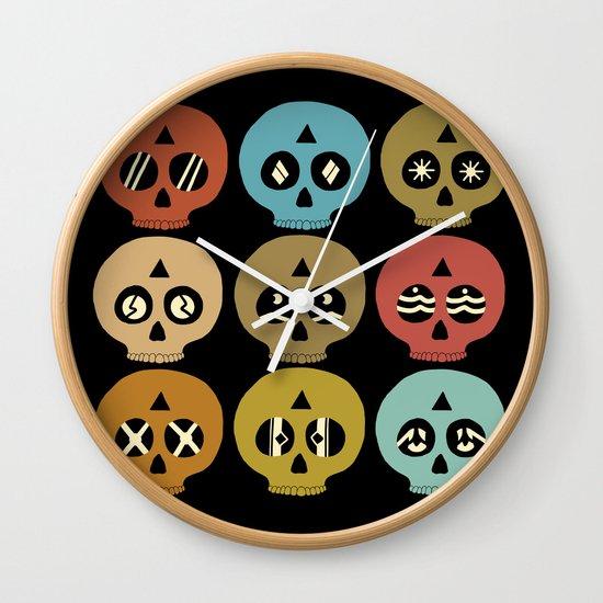 I See Dead People Wall Clock