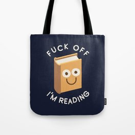 All Booked Up Tote Bag