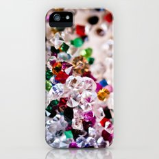 Diamonds 1 iPhone (5, 5s) Slim Case