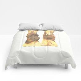 Footsteps Comforters