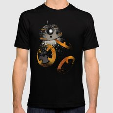 Astromech Beebee-Ate Black X-LARGE Mens Fitted Tee