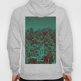 Minty Green Forest Hoody