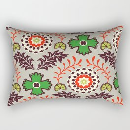 BOHEMIAN FARMHOUSE LIGHT Rectangular Pillow