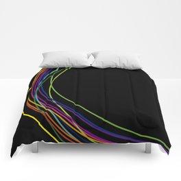 color circles Comforters