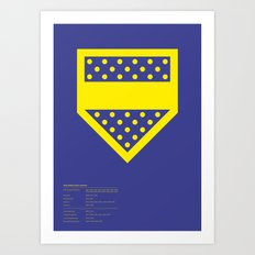 Boca Juniors Art Print