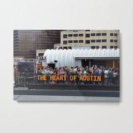SXSW Metal Print
