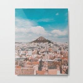 Acropolis in Athens Fine Art Print Metal Print