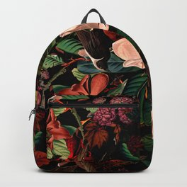 FLORAL AND BIRDS XIV Backpack