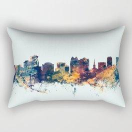 Orlando Florida Skyline Rectangular Pillow