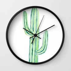 saguaro cactus Wall Clock