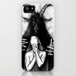 tell me everything iPhone Case