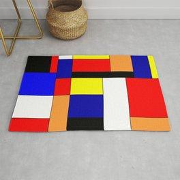 Mondrian #9 Rug