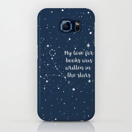 PISCES: Written in the Stars iPhone Case