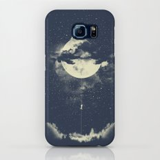 MOON CLIMBING Slim Case Galaxy S8