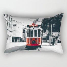 Istanbul - Taksim Rectangular Pillow