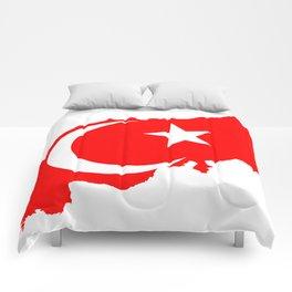 Turk Bayragi Comforters