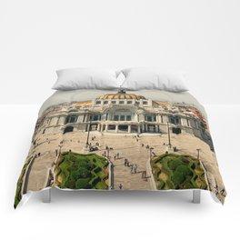 Palacio de Bellas Artes Comforters