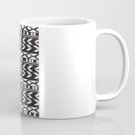 Black & White Pattern Coffee Mug