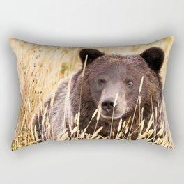 Grizzly Rectangular Pillow