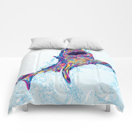 The Great White Comforters
