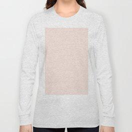 Misty Rose Long Sleeve T-shirt