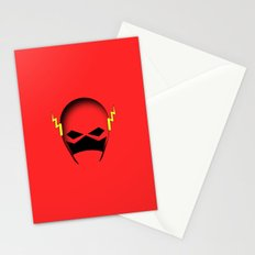 The Cowl: The Flash Stationery Cards