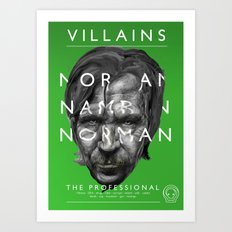 Norman Stansfield Art Print