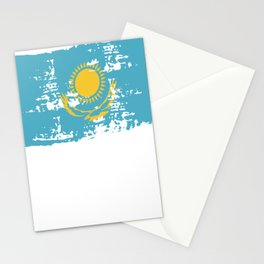 Kazakhstan Gift Only Sultan Russian Altai Country Stationery Cards