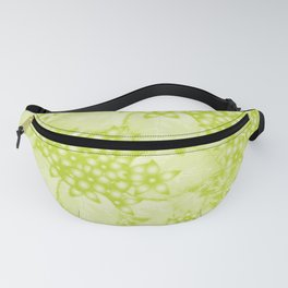 fabulous nature in green Fanny Pack