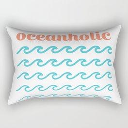 oceanholic Rectangular Pillow