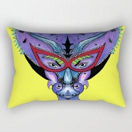 Tilda Triceratop Rectangular Pillow