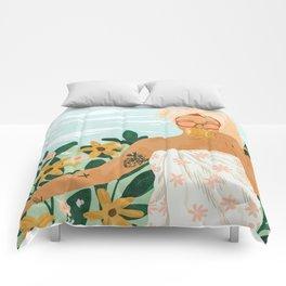 Earl Grey Comforters
