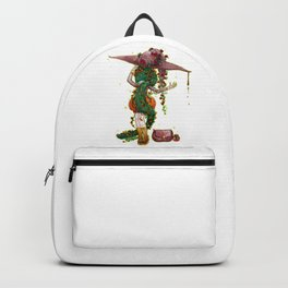 Poisonous witch by Studinano Backpack