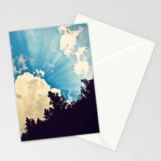 Cloud Burst Stationery Cards