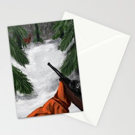 The Aim - Deer Quest Stationery Cards