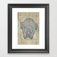 Mind Over Matter B Framed Art Print