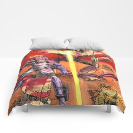 The Sniper Comforters