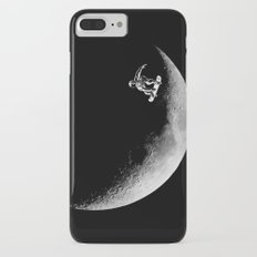 Moon boarder iPhone 7 Plus Slim Case