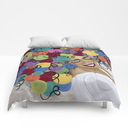 Radiant Smile Comforters