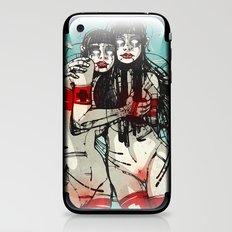 Nymph II: Exclusive iPhone & iPod Skin