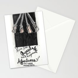 Seek Hazardous Adventures Stationery Cards