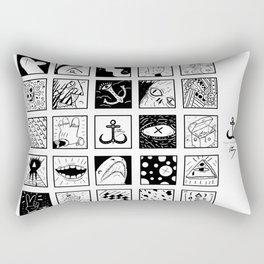 Stuff And Stuff Rectangular Pillow