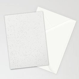 Light Grey Cement Wall Speckled Pattern Stationery Cards