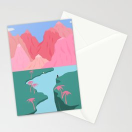 Girls' Oasis Stationery Cards