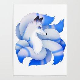 Kitsune Edan Poster