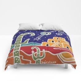 ¡Feliz! Comforters