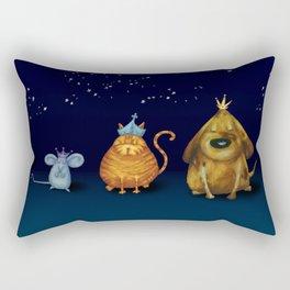 We Three Kings Rectangular Pillow